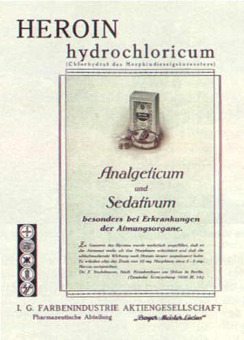 heroin bayer reklam